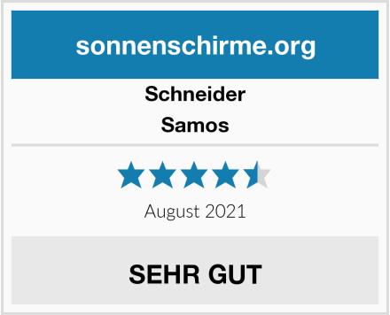 Schneider Samos Test