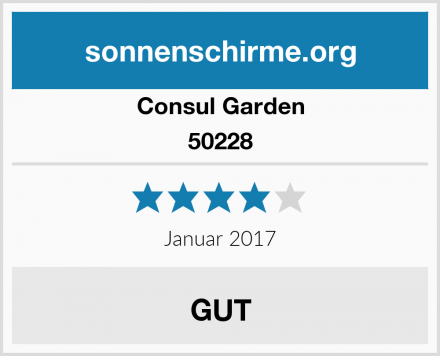 Consul Garden 50228 Test