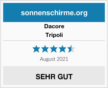 Dacore Tripoli Test