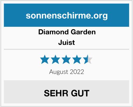 Diamond Garden Juist Test