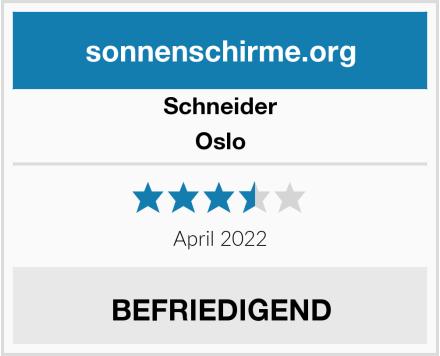 Schneider Oslo Test