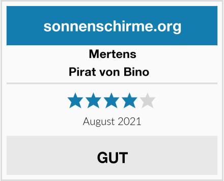 Mertens Pirat von Bino   Test