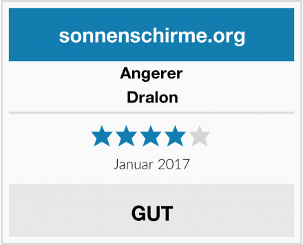 Angerer Dralon Test