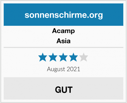 Acamp Asia Test