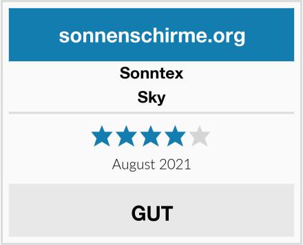 Sonntex Sky Test