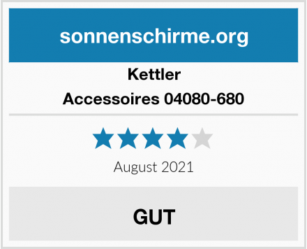 Kettler Accessoires 04080-680 Test