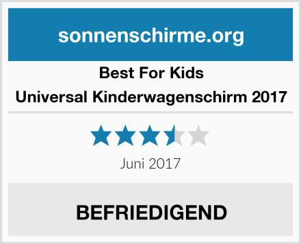 Best For Kids Universal Kinderwagenschirm 2017 Test