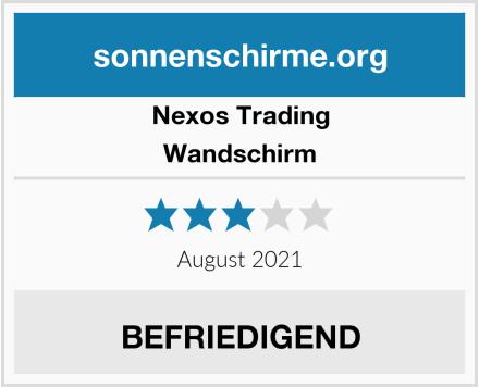 Nexos Trading Wandschirm Test