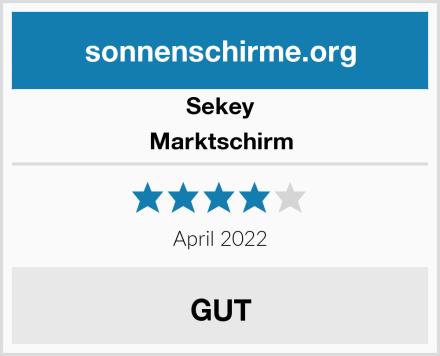 Sekey Marktschirm Test