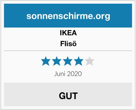 IKEA Flisö Test