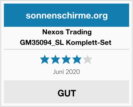 Nexos Trading GM35094_SL Komplett-Set  Test