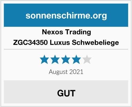Nexos Trading ZGC34350 Luxus Schwebeliege Test