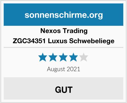 Nexos Trading ZGC34351 Luxus Schwebeliege Test