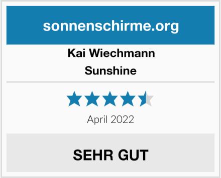 Kai Wiechmann Sunshine Test