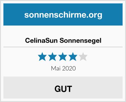 CelinaSun Sonnensegel Test