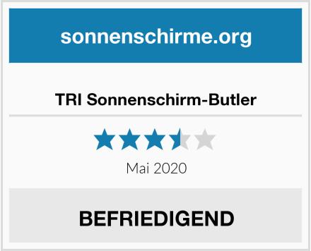 TRI Sonnenschirm-Butler Test