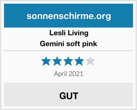 Lesli Living Gemini soft pink Test