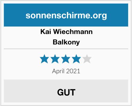 Kai Wiechmann Balkony Test