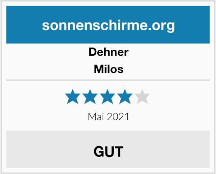 Dehner Milos Test