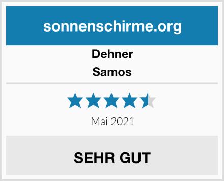 Dehner Samos Test
