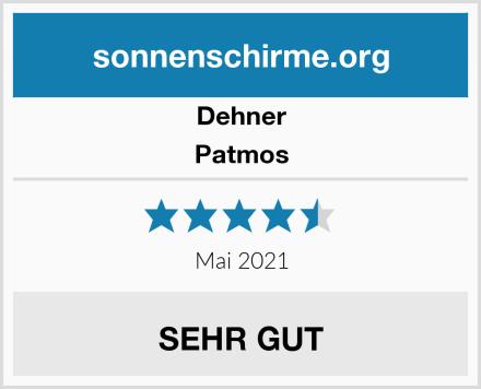 Dehner Patmos Test