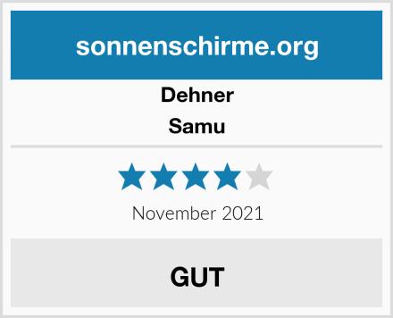 Dehner Samu Test