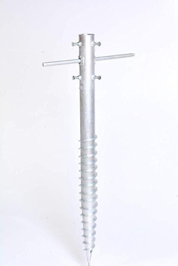 No Name Bodenhülse XL bis Ø 65 mm / 80 cm