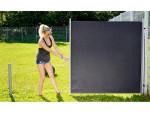 Royal Gardineer Seitenmarkise 180 x 300 cm: So einfach geht Sichtschutz