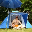 Sonnenschirme für den Urlaub – Schatten einfach in die Sonne mitnehmen