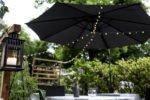 Welche Sonnenschirm-Form ist für welchen Zweck geeignet?