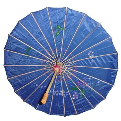 josep.h Chinese Papier Sonnenschirm