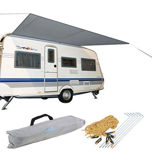 Bo-Camp Sonnensegel für Wohnwagen
