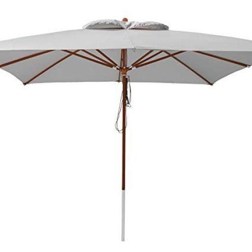 anndora Sonnenschirm 4 x 4 m