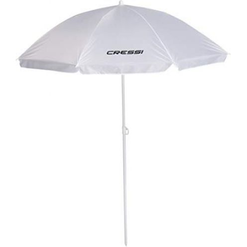 Cressi Beach Umbrella Weiß