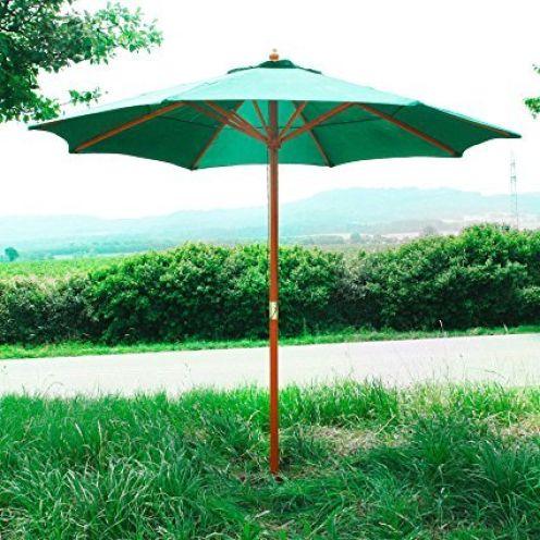 Dema Holz-Sonnenschirm