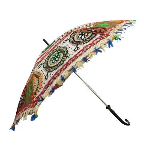 Indianbeautifulart Sonnenschirm