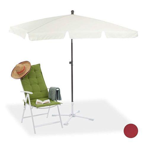 Relaxdays Strandschirm