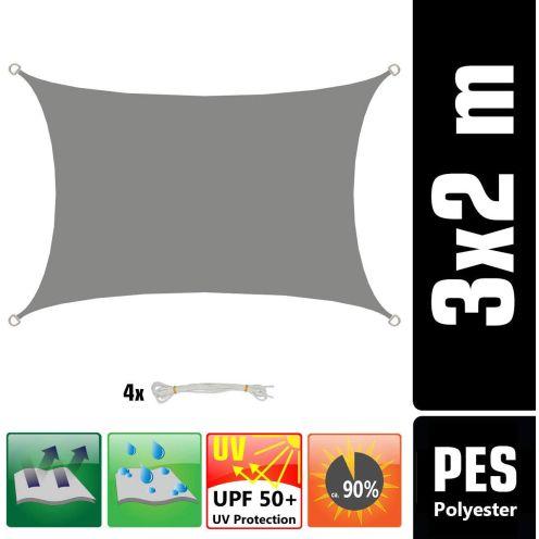AMANKA UPF50+ UV Sonnensegel