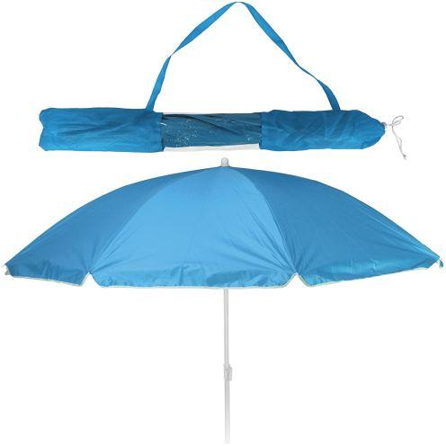 Koopman Sonnenschirm Blau
